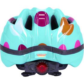 KED Meggy II Trend Helmet Kids dots retro